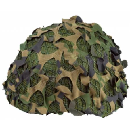 RED FUNDA CASCO CAMUFLAJE