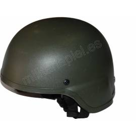 CASCO AIRSOFT + FUNDA CAMUFLAJE