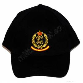 GORRA BORDADA  CON EL EMBLEMA DE LA GUARDIA CIVIL