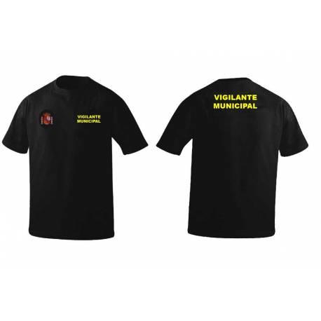 Camiseta Servicio Vigilancia Aduanera EspaГ±a