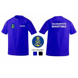CAMISETA SALVAMENTO MARГЌTIMO
