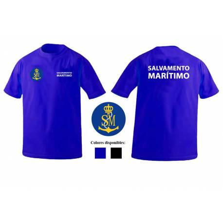 Camiseta Salvamento Maritimo