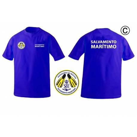 Camisetas Nadadores De Rescate Salvamento Maritimo