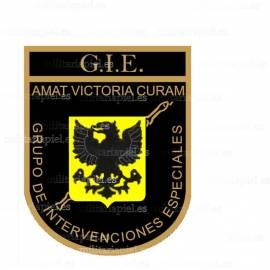 ADHESIVO G.I.E (GRUPO INTERVENCION ESPECIAL)