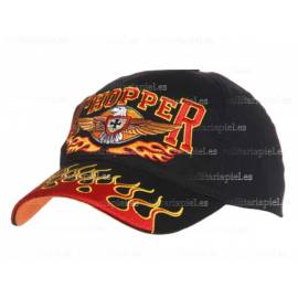 GORRA BORDADA CHOPPERS