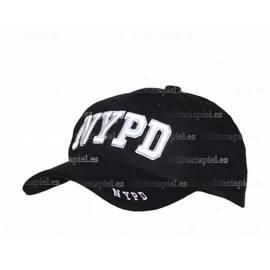 GORRA BORDADA NYPD ( DEPARTAMENTO DE POLICIA DE NEW YORK )
