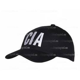 GORRA BORDADA CIA (AGENCIA CENTRAL DE INTELIGENCIA)