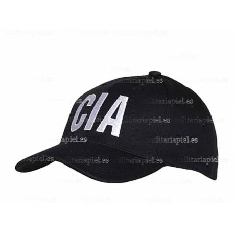 GORRA BORDADA CIA (AGENCIA CENTRAL DE INTELIGENCIA)