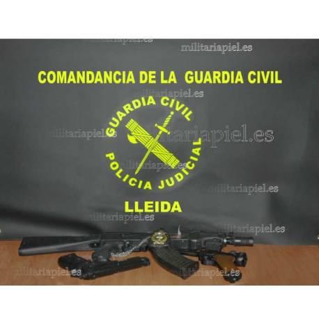 PANCARTA PARA EL CUERPO DE LA GUARDIA CIVIL