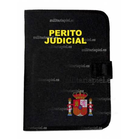 CARPETA PORTADOCUMENTOS PERITO JUDICIAL