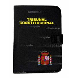 CARPETA PORTADOCUMENTOS TRIBUNAL CONSTITUCIONAL
