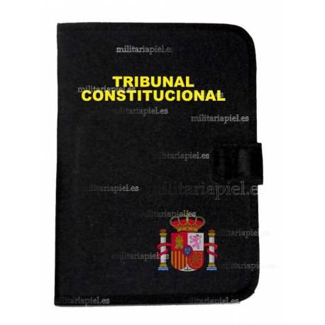 CARPETA PORTADOCUMENTOS TRIBUNAL CONSTITUCIONAL