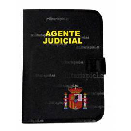 CARPETA PORTADOCUMENTOS AGENTE JUDICIAL