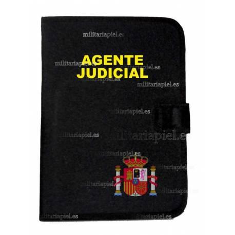 CARPETA PORTADOCUMENTOS AGENTE JUDICIAL