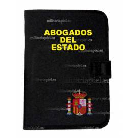 CARPETA PORTADOCUMENTOS ABOGADOS DEL ESTADO