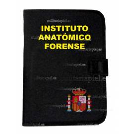 CARPETA PORTADOCUMENTOS INSTITUTO ANATOMICO FORENSE
