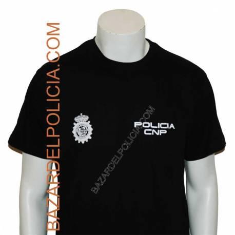 CAMISETA CUERPO NACIONAL POLICIA UDEV