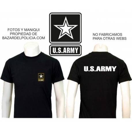 CAMISETA U.S. ARMY