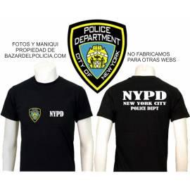 CAMISETA POLICE NEW YORK
