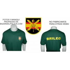 CAMISETA  LEGION BRILEG