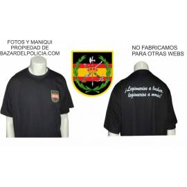 CAMISETA LEGION CUARTEL GENERAL