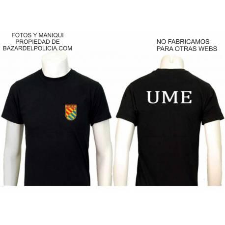 CAMISETA UME (UNIDAD MILITAR DE EMERGENCIA)