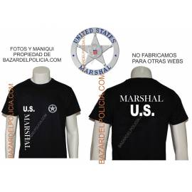 CAMISETA US MARSHAL
