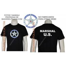 CAMISETA US MARSHAL
