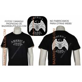 CAMISETA AMERICA LEGION RIDERS