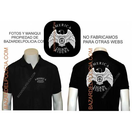 POLO AMERICAN LEGION RIDERS
