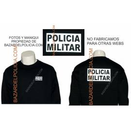 SUDADERA  POLICIA MILITAR