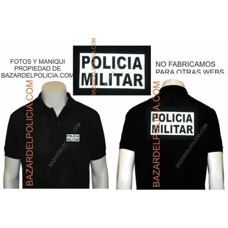 Polo Policia cientifica