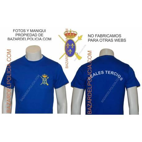 CAMISETA REALES TERCIOS