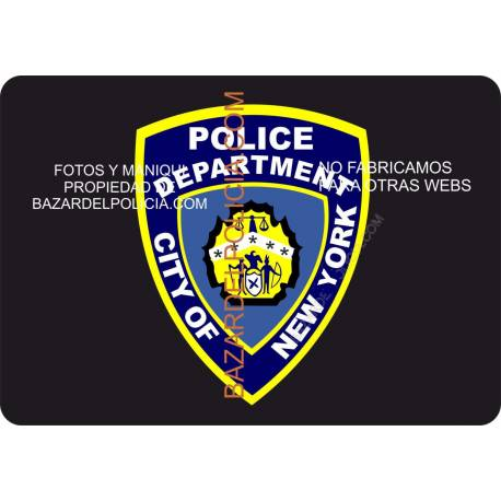 ALFOMBRILLA DEPARTMENT POLICE NEW YORK