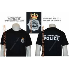 CAMISETA METROPOLITAN POLICE