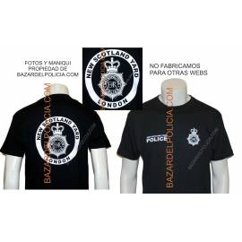 CAMISETA SCOTLAND YARD