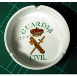 CENICERO GUARDIA CIVIL