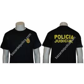 CAMISETA CUERPO NACIONAL POLICГЌA JUDICIAL