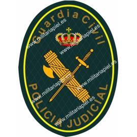 IMAN GUARDIA POLICIA JUDICIAL