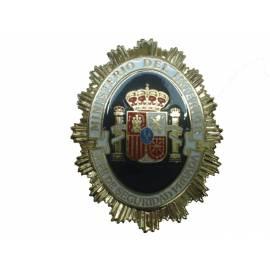 PLACA JEFE SEGURIDAD PRIVADA ESPAÑA