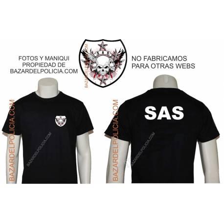 CAMISETA  SAS (SERVICIOS ESPECIAL AEREOS)