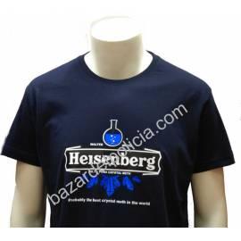 CAMISETA HEISENBERG CRYSTAL METH
