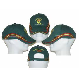 GORRA BORDADA GUARDIA CIVIL