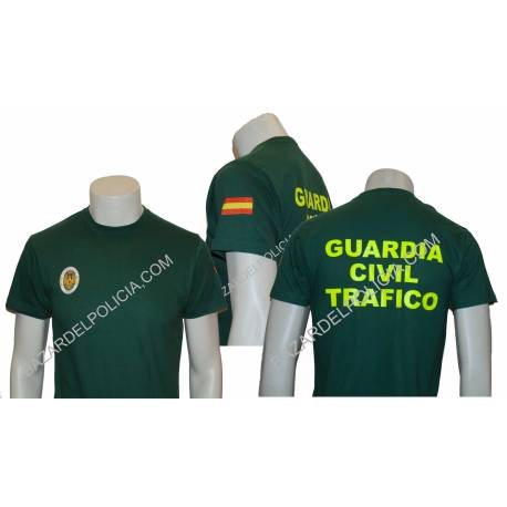 CAMISETA GUARDIA CIVIL TRГЃFICO
