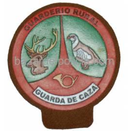 PARCHE GUARDA DE CAZA PECHO