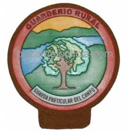 PARCHE GUARDA PARTICULAR DE CAMPO PECHO