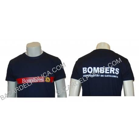 CAMISETA BOMBERS GENERALITAT