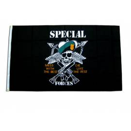 BANDERA SPECIAL FORCES
