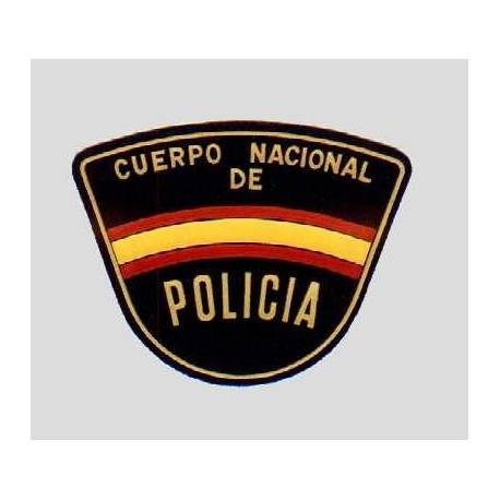PARCHE POLICIA NACIONAL