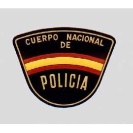 ADHESIVO POLICIA NACIONAL